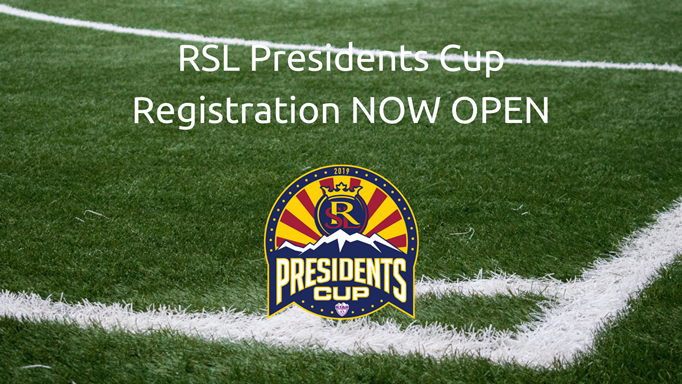 RSL Presidents Cup Registration Open